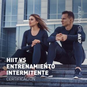 Webinar HIIT Vs Entrenamiento Intermitente De Alta Intensidad
