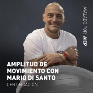 Amplitud de Movimiento por Mario Di Santo