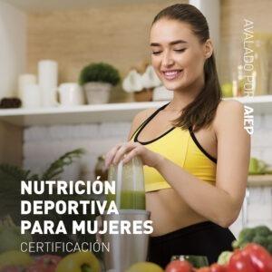 Nutrición Deportiva para Mujeres