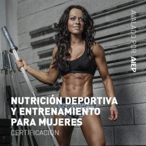 Nutrición Deportiva y Entrenamiento para Mujeres