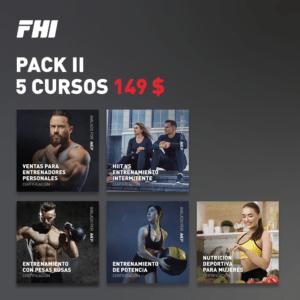 Pack 2 de 5 cursos