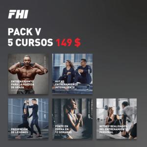 Pack 5 de 5 cursos