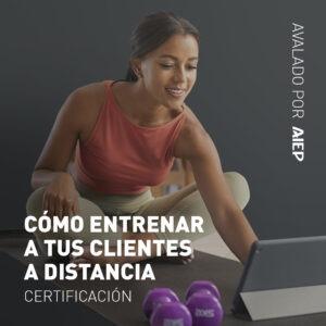 Como Ser Entrenador Personal Online