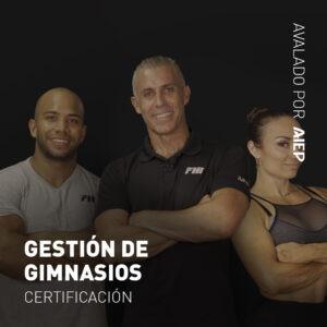 GESTIÓN DE GIMNASIOS